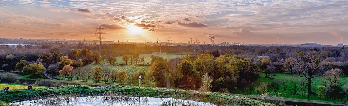 BFUB Gesellschaft für Umweltberatung und Projektmanagement Rekultivierung von Deponien im Ruhrgebiet